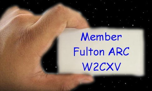 Visit : Fulton Amateur Radio Club, NY. is also on Facebook !!