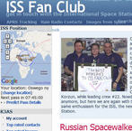 "ISS Fan Club ""Get in touch with the International Space Station"""