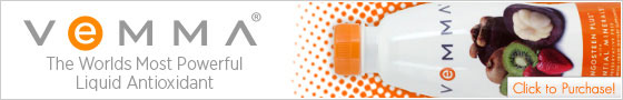 Vemma and Verve are the most complete liquid anti-oxidant, vitamin, mineral suppliments on the market today.
